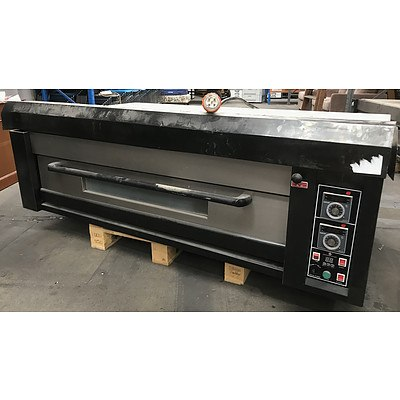 Large Commercial Pizza Oven
