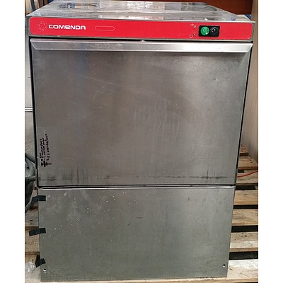 Comenda Commercial Glass Washer