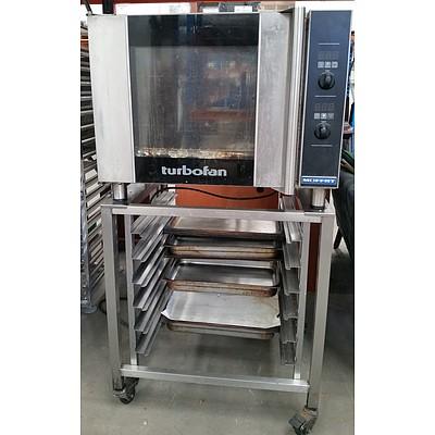 Moffat Turbofan Oven
