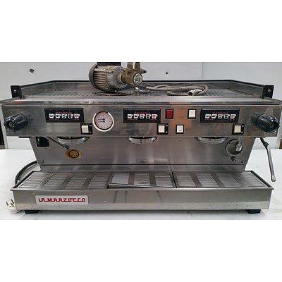 La Marzocco Linea Series Three Group Head Coffee Machine