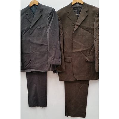 Men's Suits - Lot of 12 - Brand New - RRP $1200.00