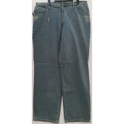 Pulse Surf Denim Jeans - Lot of 17 - Brand New - RRP $900.00