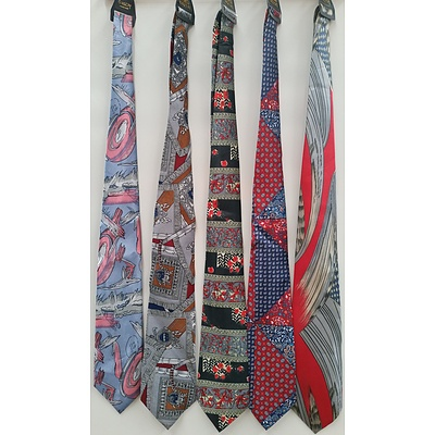Sidae Men's Fashion Ties - Lot of 228 - Brand New - RRP $2200.00