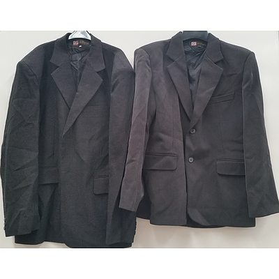 Dupont Men's Sports Jackets - Lot of Seven - Brand New - RRP $450.00