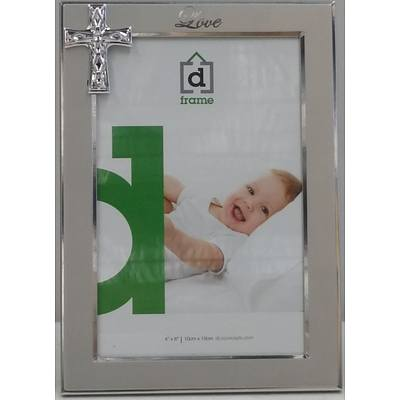 DCO Concepts 10cm x 15cm Love Picture Frames - Lot of 12 - Brand New