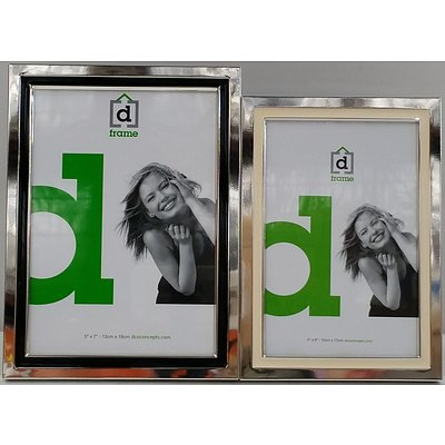DCO Concepts Alaska Picture Frames - Lot of 12 - Brand New