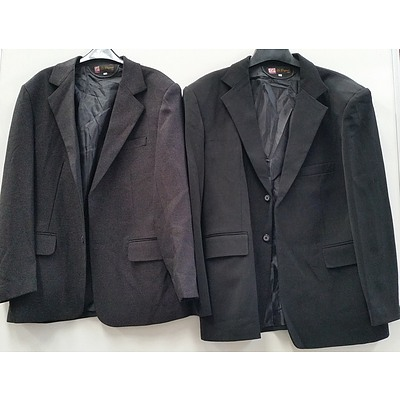 Dupont and KinDon Men's Sports Jackets - Lot of 24 - Brand New - RRP $1500.00