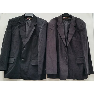 Dupont Men's Sports Jackets - Lot of 24 - Brand New - RRP $1900.00