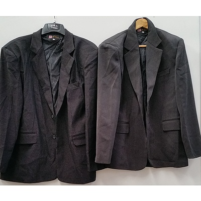 Dupont Men's Sports Jackets - Lot of 15- Brand New - RRP $1200.00