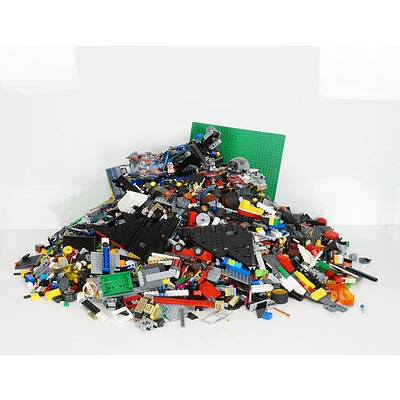 Large Group of Lego, Including Star Wars and Guardians of the Galaxy