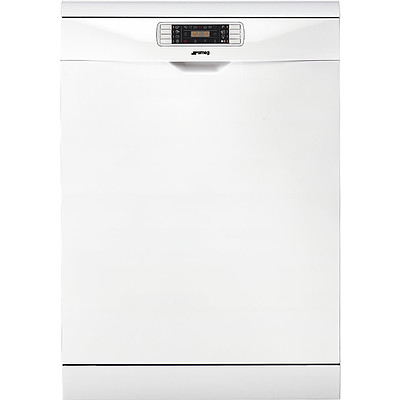 SMEG DWA315W 60cm Freestanding Dishwasher - ORP $3,899 - Brand New
