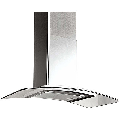 SMEG Commercial SA950CXA 90cm Chimney Rangehood with Curved Glass - ORP $1,720 - Brand New
