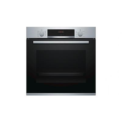 Bosch HBA534BS0A 60cm Series 4 3D Hot Air Built In Oven - ORP $1,199 - Brand New