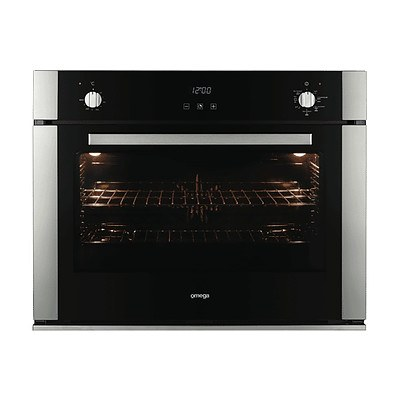 Omega 00757X 75cm Touch Control Double Glazed Built In Oven - ORP $1,399 - Brand New