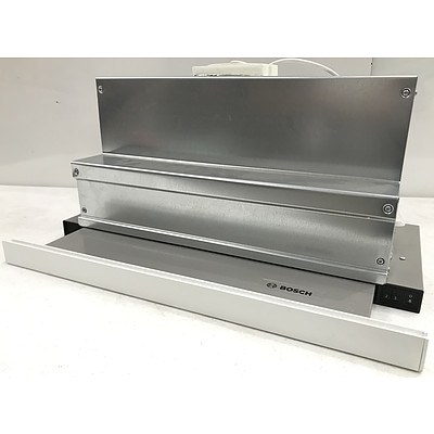 Bosch DHI635KAU 60cm Series 4 Slide Out Rangehood - ORP $799 - Brand New