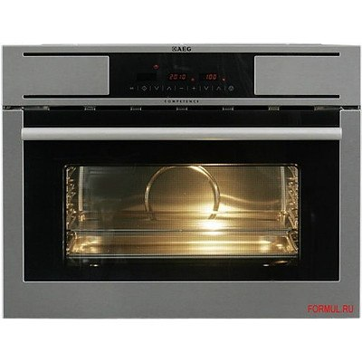 AEG KS7415001M 60cm Built In ProSight Touch Control Steam Oven - ORP $1,990 - Brand New