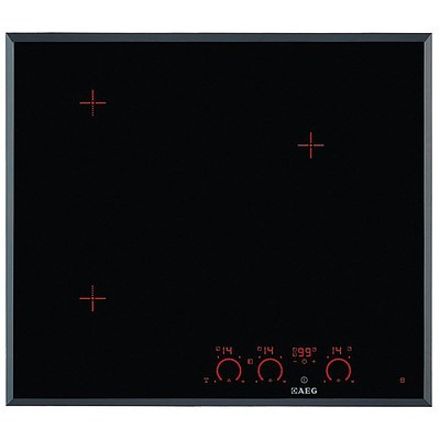 AEG HK673520FB 60cm Optizone Induction Cooktop - ORP $1,199 - Brand New