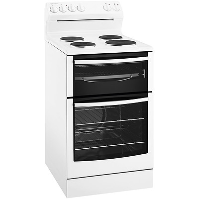 Westinghouse WLE535WA 54cm Freestanding Electric Cooker - ORP $2,950 - Brand New