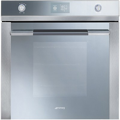 SMEG SFPA6125 60cm Pyrolytic Linear Built In Oven - ORP $1,815 - Brand New