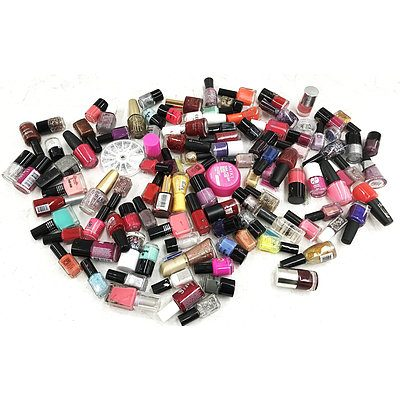 Lot of Brand New Nail Polish - RRP Over $200