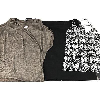 Bulk Lot of Brand New Women's Clothing - RRP Over $300