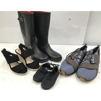 Bulk Lot of Brand New Shoes - RRP Over $200