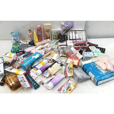 Bulk Lot of Brand New Cosmetics & Accessories - RRP Over $300