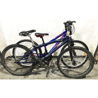 Repco Blade Mountain Bike & Free Agent Ambush 24 BMX