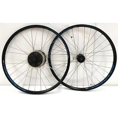 Front & Rear Road Bike Rims - Lot of 6