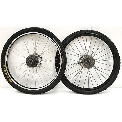 Front & Rear Mountain Bike, Electric & BMX Rims - Lot of 15
