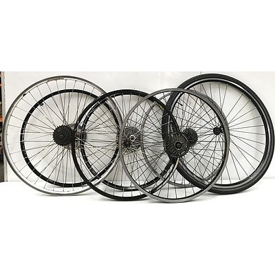 Front & Rear Road Bike Rims - Lot of 12