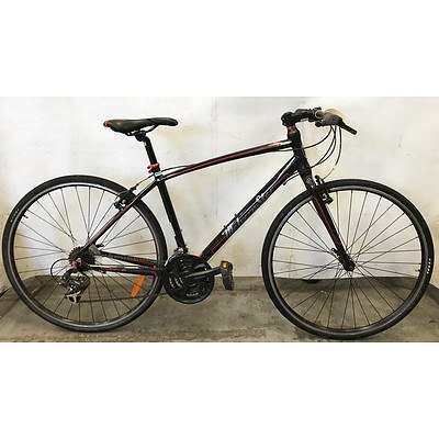 MalvernStar 1.0 21 Speed Hybrid Bike
