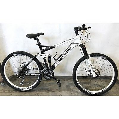 Merida Trail 400 27 Speed Mountain Bike