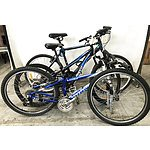 Mountain Bikes - Lot of 4