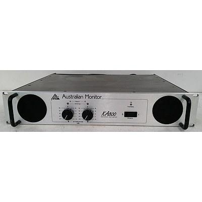 Australian Monitor KA800 Audio Distribution Amplifier