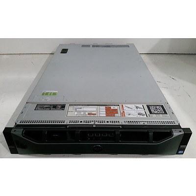 Dell PowerEdge R820 Quad Eight-Core Xeon (E5-4650 0) 2.70GHz 2 RU Server