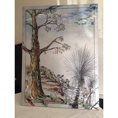 Oil Painting of the Australian Bush