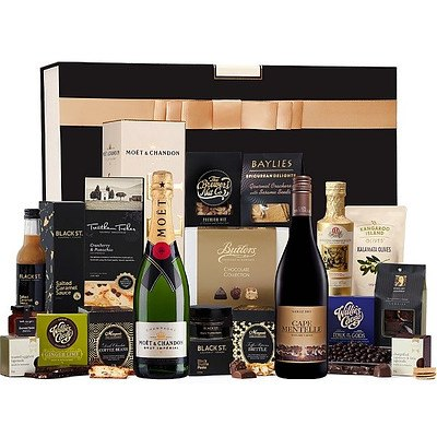 Pure Gold Luxury Foodies Hamper