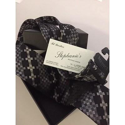 Medici Halian Silk Tie  #1