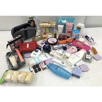 Bulk Lot of Brand New Cosmetics & Accessories - RRP Over $150