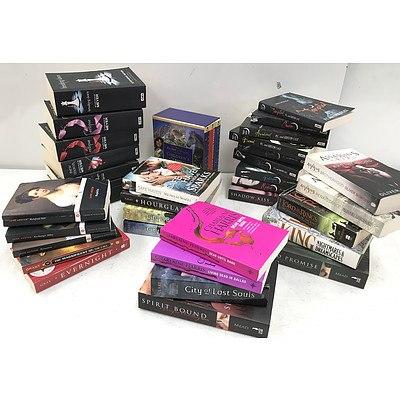 Bulk Lot of Novels & Story Books