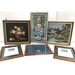 Bulk Lot of Frames Prints & Wall Decor