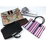 Bulk Lot of Brand New Handbags, Bags & Purses - RRP Over $600