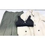 Bulk Lot of Brand New Women's Clothing - RRP Over $800