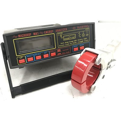 Microvip MK1 Energy Analyzer