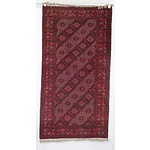 Afghan Baluch Hand Knotted Wool Pile Rug