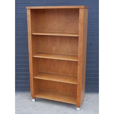 Sommerset Beech Bookcase
