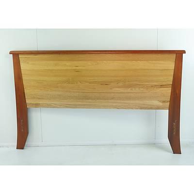 Mixed Hardwood Bedhead