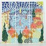 Tile Mosaic Wall Hanging