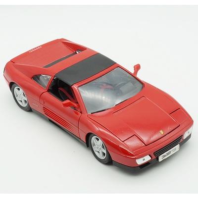 Maisto 1/18 Ferrari 348ts Model
